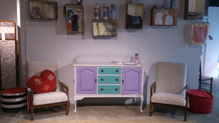 Revival recycled furniture